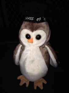 Wise beanie baby with tags price firm London Ontario image 1