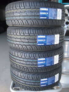 215/55 R17, Ultra High Performance, New all season tires
