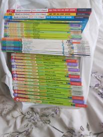 BIFF CHIP AND KIPPER BOOKS(KIDS XMAS)