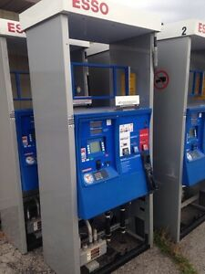 Gas pumps gilbarco