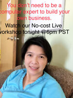 Be your own boss! Become a digital business owner! Ask me how