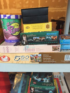 Assorted board games and puzzles! Peterborough Peterborough Area image 3