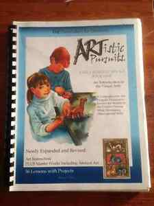 Artistic Pursuits K-3 art curriculum