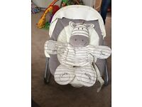 Free Baby Vibrating Music Chair