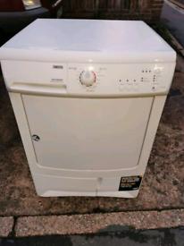Zanussi condenser tumble dryer