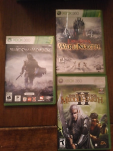 Lord Of The Rings Xbox Collection