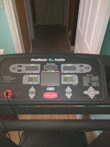 Pacemaster Proelite treadmill