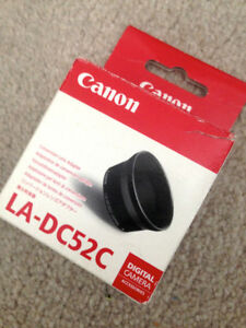 Canon LA-DC52C Conversion Lens Adapter for A60, A70, A75 & A85