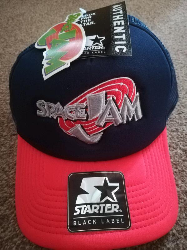 40d019be Starter Black Label baseball/trucker/mesh/snapback cap - 'SpaceJam' ed