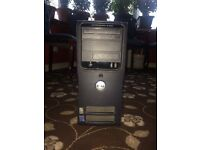 TO CLEAR Dell Dimension 3100 No OS