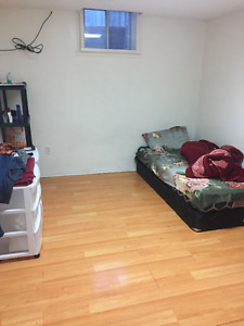 ROOM AVAILABLE IN BASEMENT FOR GIRL WALKING DISTANCE TO SHERIDAN