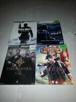 Strategy guides - good condition