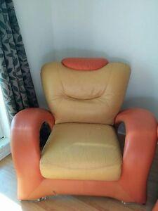 Delux Italien 2 piece sofa