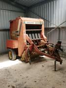 Farm machinery Hellyer Circular Head Preview