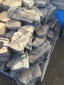 Concrete Stone Pieces