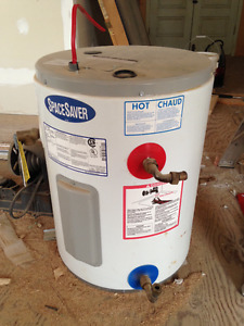 Small hot water heater
