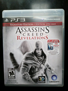 PS3 Assassin's Creed Revelation