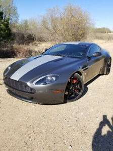 2006 ASTON MARTIN V8 VANTAGE HANDBUIIT ENGLISH CRAFTSMANSHIP