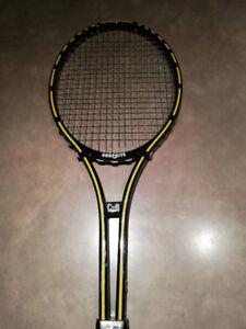 raquette de tennis graphite