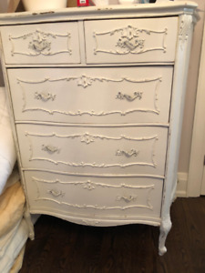 Shabby Chic Dresser - solid wood