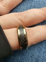 FOUND: Men's Tungsten Carbide Ring