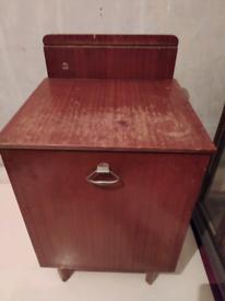 1960s Vintage Bedside Cabinet By Lebus