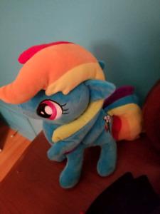 toutou peluche de collection pokemon minecraft my little poney