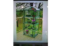 Apollo extra wide 4-tier greenhouse-NEW