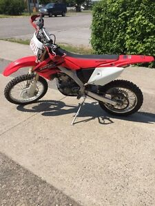 2006 crf250x for sale