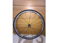 Shimano dura ace 9000 c24 wheelset with tyres
