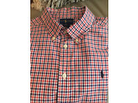 Boys Ralph Lauren shirts and polo top