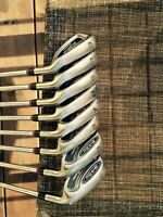 Tommy Armour 845 Silverback golf clubs