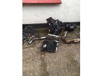 Honda CBR600RR 2007 Fully Running Engine