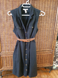 Black Banana Republic Business Casual Dress