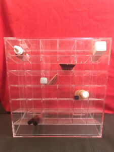 Acrylic Make-Up Organizer with Free Make-Up!!