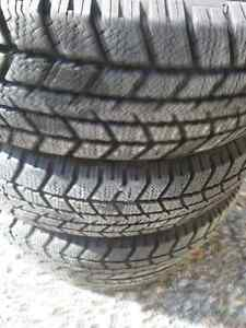 4--Sets of 4---13 in tires---snowflake