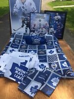 Toronto Maple Leaf Bed Set and Posters