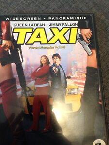 DVD taxi