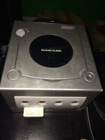 GameCube and 14 games and 4 controllers