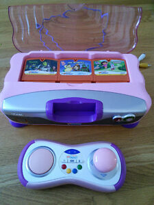 VTech V.Smile V-Motion System, Pink ($55 including games)