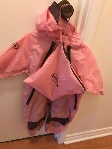 Muddy Buddy, raincoat, waterproof coverall, habit de pluie