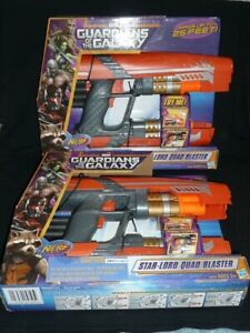 GUARDIANS OF THE GALAXY   Star Lord Quad Blasters 2X