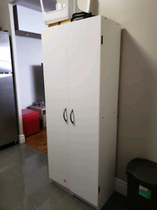 Moving Sale - Pantry Cabinet - Price Negotioable