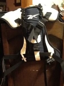 Reebok 9K Junior Large Chest and Arms / Chesty for Goalie