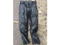 Motorbike trousers jacket men and ladies