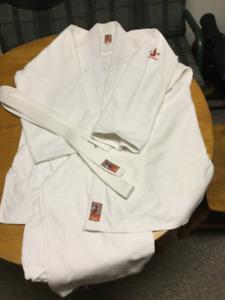 Costume de judo