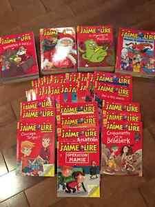 Collection Livres J'aime Lire