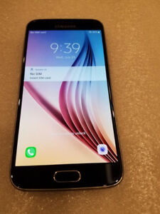SAMSUNG GALAXY S6 32GB *UNLOCKED TO ALL CARRIERS*