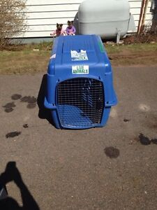 XL dog crate for sale. 75 OBO