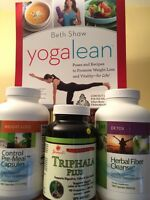 YogaLean program or Purium Cleanse programs offered